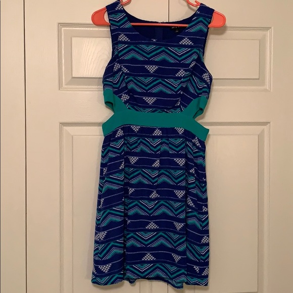 As U Wish Dresses & Skirts - Cut outs!! Summer dress!